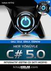 Her Yönüyle C# 5.0 (Cd Ekli) & Oku, İzle, Dinle, Öğren