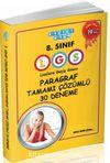 8. Sınıf LGS Liselere Geçiş Sınavı Paragraf Tamamı Çözümlü 30 Deneme