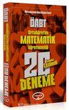 ÖABT Orta Matematik Öğretmenliği Tamamı Çözümlü 20 Deneme