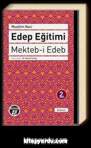 Edep Eğitimi - Mekteb-i Edeb