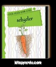 Sebzeler / Küçük Kaşifin Boyama Kitabı -7