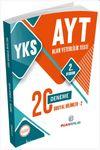 YKS-AYT 2. Oturum Sosyal Bilimler 2 20 Deneme