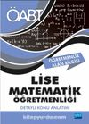 ÖABT Lise Matematik Öğretmenliği Detaylı Konu Anlatımı