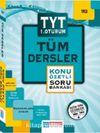 YKS TYT 1. Oturum Tüm Dersler Konu Özetli Soru Bankası