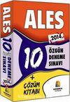 2014 ALES 10 Özgün Deneme Sınavı + Çözüm Kitabı