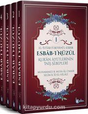 Esbab-ı Nüzul (4 Cilt Takım) & Kur'an Ayetlerinin İniş Sebepleri