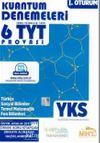 YKS 1. Oturum TYT Kuantum Denemeleri 6 TYT Provası