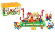 Akıllı Çocuk Kale Set Box 100 Parça (03342)