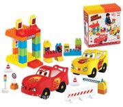 Araba Yarışı Bloklar 41 Parça (01933)