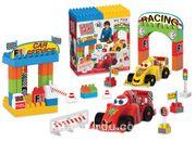 F1 Yarışı Bloklar 40 Parça (01946)