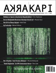 Arka Kapı Siber Güvenlik Dergisi Sayı:1