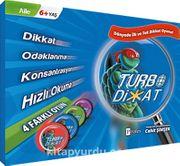 Turbo Dikkat Hızlı Okuma ve Dikkat Oyunu