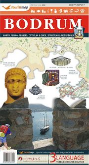 Touristmap Bodrum Harita ve Rehberi