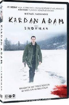 Kardan Adam - The Snowman (Dvd)