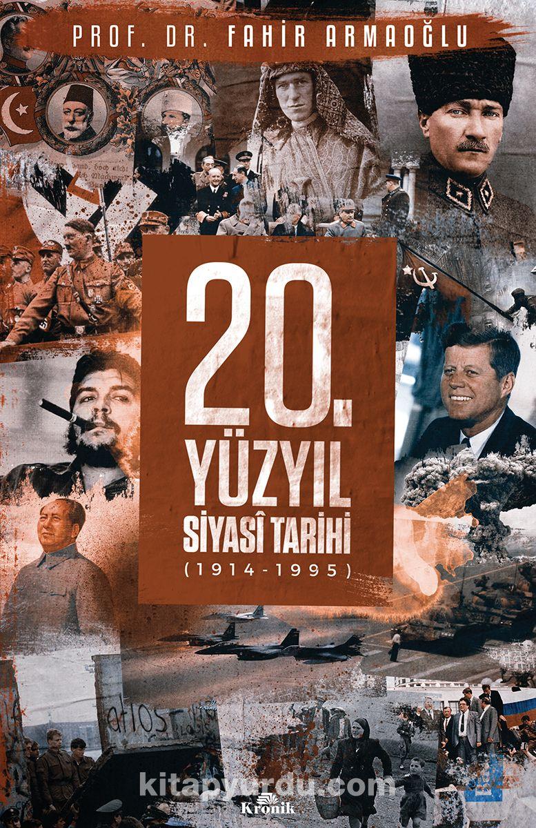 20. Yüzyıl Siyasi Tarihi 1914-1995 (Ciltli) PDF Kitap İndir