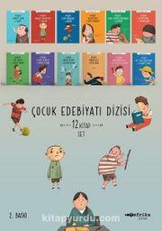 Çocuk Edebiyatı Dizisi (12 Kitap Set)