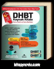 DHBT Kaynak Kitabı Konu Özeti ve Soru Bankası