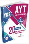 YKS-AYT 2. Oturum Türk Dili ve Edebiyatı Sosyal Bilimler 1 Deneme 20'li