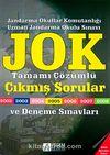 JOK-Tamamı Çözümlü Çıkmış Sorular ve Deneme Sınavları (2008 Soruları Dahil)