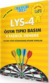 LYS-4 ÖSYM Tıpkı Basım 4 Fasikül Deneme & Yıllara Göre Düzenlenmiş Efsane Sorular