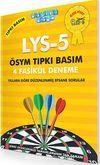 LYS-5 ÖSYM Tıpkı Basım 4 Fasikül Deneme & Yıllara Göre Düzenlenmiş Efsane Sorular