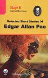 Selected Short Stories Of Edgar Allan Poe / Stage 6 (CD'siz)