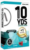 YDS Özgün 10 +1 Çözümlü Deneme Sınavı