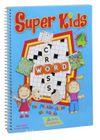 4.Sınıf Super Kids İngilizce Öğreten Zeka Oyunları