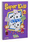 2. Sınıf Super Kids İngilizce Öğreten Zeka Oyunları