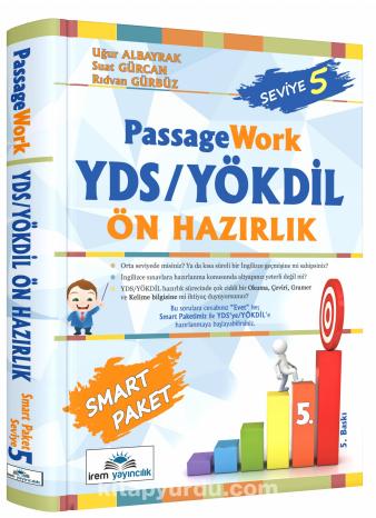 YDS Passagework YÖKDİL Ön Hazırlık (Seviye 5) - Suat Gürcan pdf epub