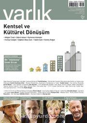 Varlık Aylık Edebiyat ve Kültür Dergisi Mart 2018
