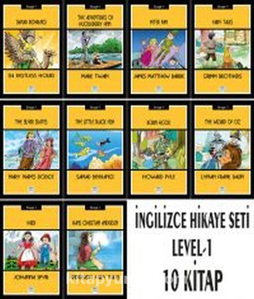Ingilizce Hikaye Seti 10 Kitap Takım Stage 1 Kollektif