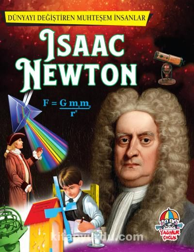 Isaac Newton / Dünyayı Değiştiren Muhteşem İnsanlar - Kollektif pdf epub