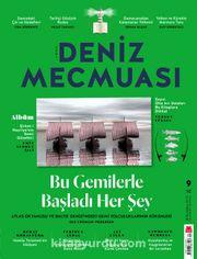Yeni Deniz Mecmuası Dergisi Sayı:9