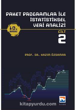 Paket Programlar ile İstatistiksel Veri Analizi Cilt 2