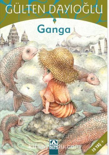 Ganga - Gülten Dayıoğlu pdf epub