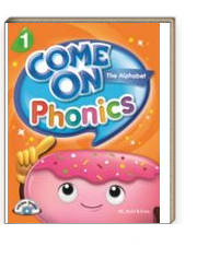 Come On, Phonics 1 SB with DVDROM +MP3 CD + Reader +Board Games