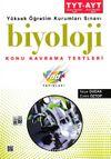 TYT-AYT Biyoloji Konu Kavrama Testleri