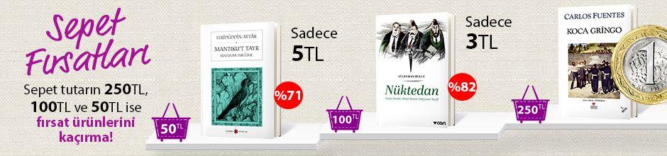 """50TL ve Üzeri Alışverişinize """"Mantıku't Tayr """" Sadece 5TL"""