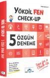 YÖKDİL Fen Check-Up 5 Özgün Deneme