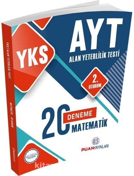 YKS 2. Oturum AYT Matematik 20 Deneme - Kollektif pdf epub