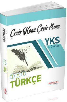 YKS 1. Oturum Türkçe Çevir Konu Çevir Soru - Kollektif pdf epub