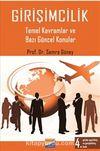 Girişimcilik & Temel Kavramlar ve Bazı Güncel Konular