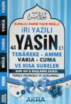 41 Yasin İri Yazılı Türkçe Okunuşlu ve Açıklamalı - Fihristli (Mini Boy) (Kod:M002)