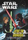 Star Wars Jedi'ın Dönüşü Filmin Çizgi Romanı
