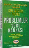 Keyifli Matematik Serisi KPSS ALES DGS TYT/YKS Tamamı Çözümlü Proplemler Soru Bankası