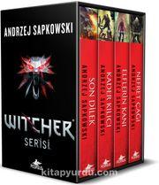 The Witcher Serisi Kutulu Özel Set (4 Kitap)