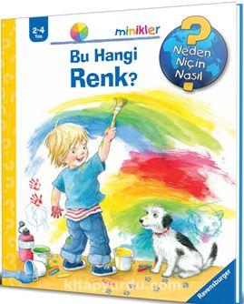 Bu Hangi Renk? / Ravensburger Minikler