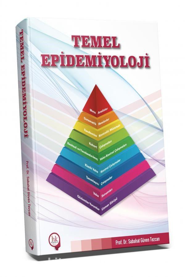 Temel Epidemiyoloji - Prof. Dr. Sabahat Güven Tezcan pdf epub