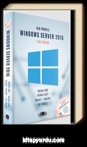 Her Yönüyle Windows Server 2016 (İleri Seviye) (CD Ekli)